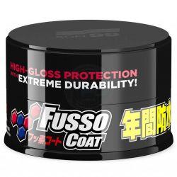 New Fusso Coat 12 Months Wax Dark