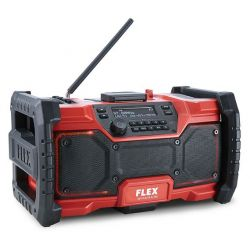 Flex digital 10.8 / 18.0 V cordless radio