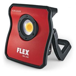 Flex DWL 2500 LED cordless high CRI-value full-spectrum light 10.8 / 18.0 V