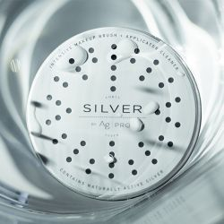 Ag Pro Silver Makeup  Brush Cleaner 60ml